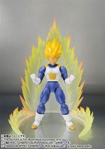 S.H. Figuarts Limited Color Super Saiyan Vegeta 3