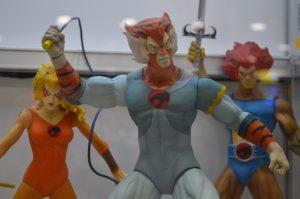SDCC 2015 - Mezco Thundercats Mega Deluxe Scale Tygra 3
