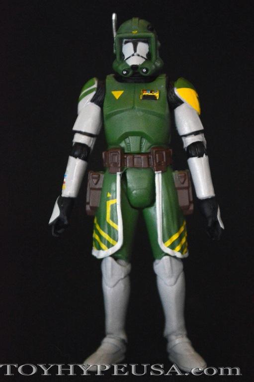 Star Wars The Black Series Clone Commander Doom Review