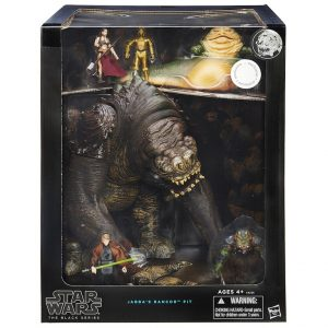 Star Wars The Black Series Jabba's Rancor Pit (in package)
