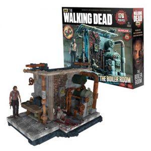 The Walking Dead Boiler Room Construction Set