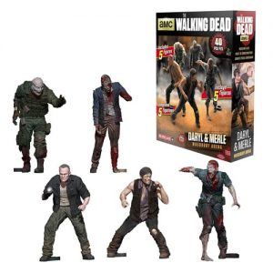The Walking Dead Merle and Daryl Dixon Woodbury Arena Figure Pack