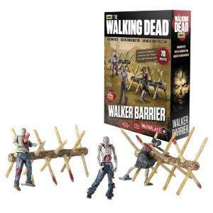 The Walking Dead Walker Barrier Construction Set