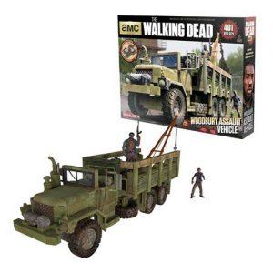 The Walking Dead Woodbury Assault Vehicle Construction Set