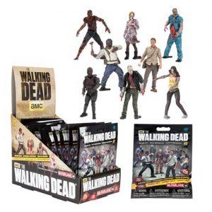 Walking Dead Building Set Mini-Figure Wave 2 Random 6-Pack