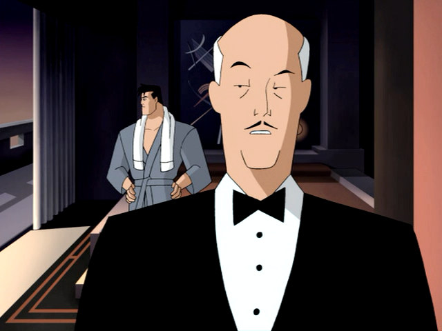 Wishlist Wednesday – DC Collectibles Batman The Animated Series Alfred Pennyworth