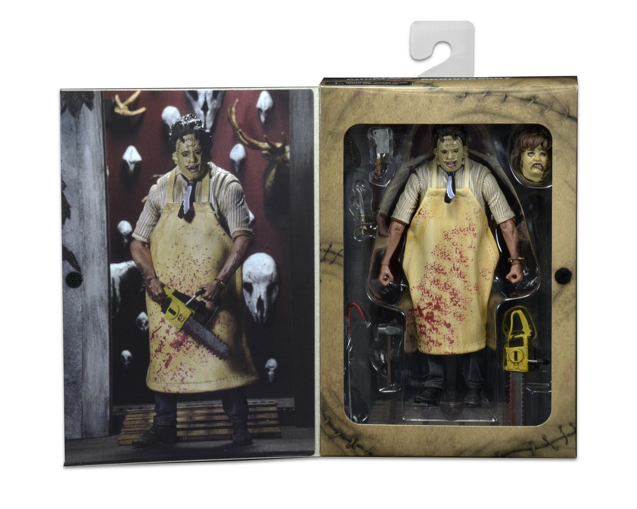 NECA Toys Ultimate Leatherface, Ultimate Michael Myers & Iron Maiden Trooper Return In 2020