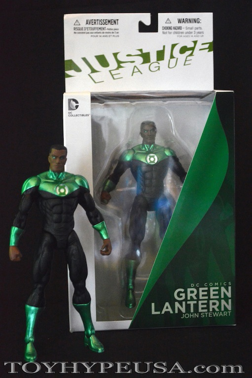 Exclusive Giveaway Contest EXTENDED – DC Collectibles The New 52 John Stewart