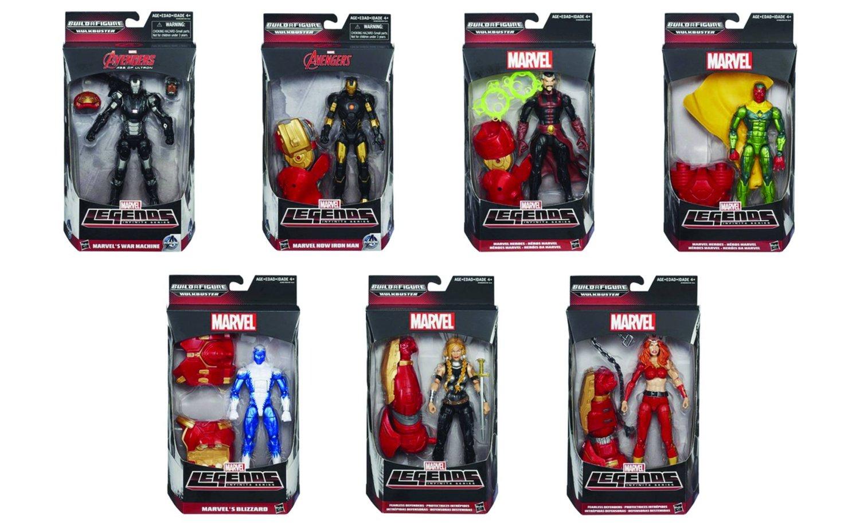 Hasbro Marvel Legends Infinite Series Hulkbuster Wave $120.00 At Entertainment Earth