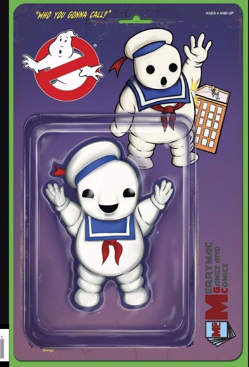 IDW Ghostbusters Get Real # 3 Retailer Incentive Comic Cover Availability Update