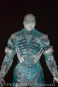 Mezco SDCC Exclusive Mortal Kombat X Ice Clone Sub Zero 11