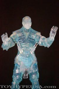 Mezco SDCC Exclusive Mortal Kombat X Ice Clone Sub Zero 14