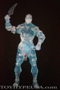 Mezco SDCC Exclusive Mortal Kombat X Ice Clone Sub Zero 15
