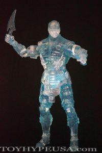 Mezco SDCC Exclusive Mortal Kombat X Ice Clone Sub Zero 16