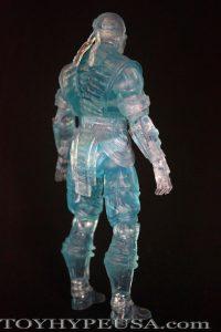Mezco SDCC Exclusive Mortal Kombat X Ice Clone Sub Zero 18