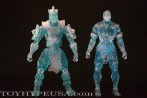 Mezco SDCC Exclusive Mortal Kombat X Ice Clone Sub Zero 22