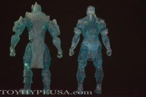 Mezco SDCC Exclusive Mortal Kombat X Ice Clone Sub Zero 25