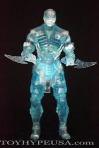 Mezco SDCC Exclusive Mortal Kombat X Ice Clone Sub Zero 28
