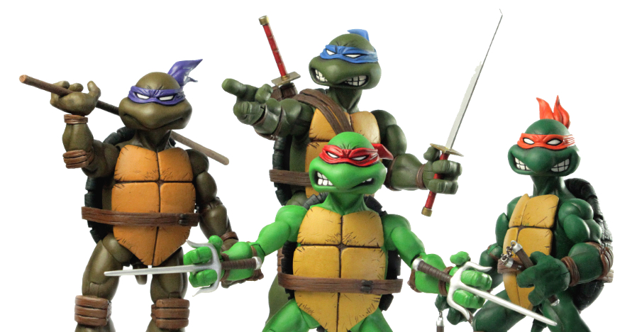Mondo Teenage Mutant Ninja Turtles Sixth Scale Figure Subscriptions Sold Out Lightning Fast