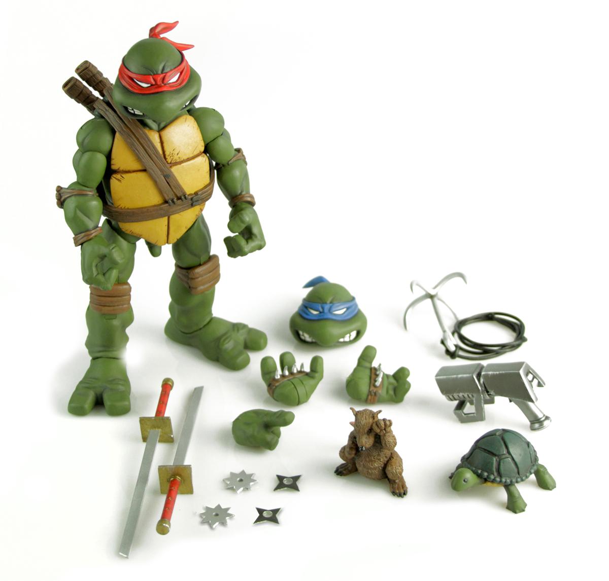 Mondo Teenage Mutant Ninja Turtles Leonardo Sixth Scale Figure Details & Images