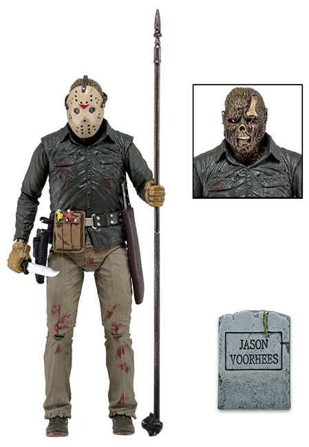 NECA Toys Lists Ultimate Jason & Heroes Of The Storm On Amazon & eBay