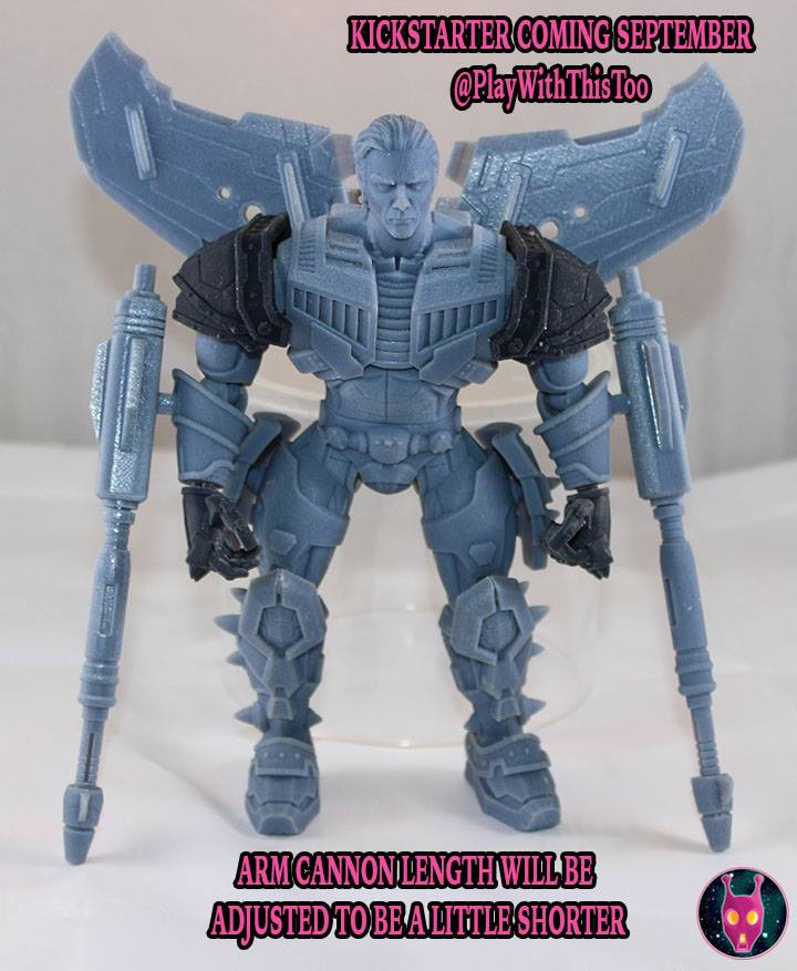 Play With This Too Lost Protectors Jetstrike Figure Prototype Images