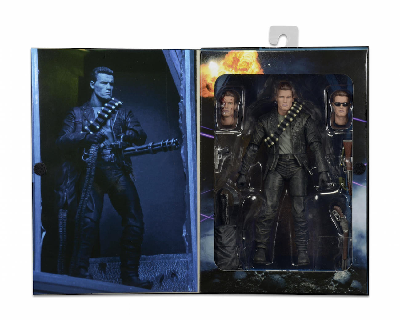 NECA Toys Offers Terminator 2 – Ultimate T-800 Figure On eBay