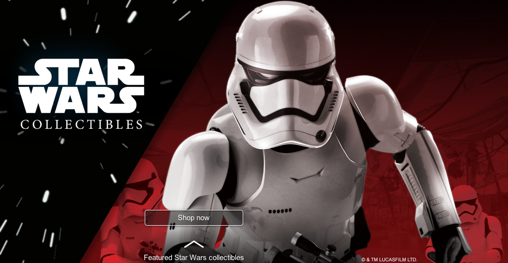 Amazon Offers Features Website For Force Friday