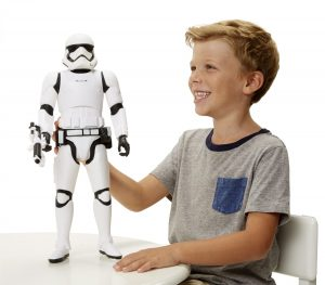 BIG FIGS 18 Stormtrooper with customer