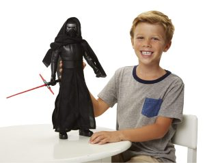 BIG FIGS Kylo Ren with consumer