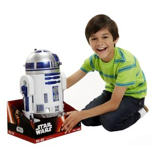 BIG FIGS Massive 31 scale R2-D2 with consumer (20 toy)