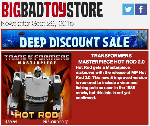 BBTS News: Transformers Masterpiece, Creatureplica, Avengers, He-Man, Star Wars, DC & More