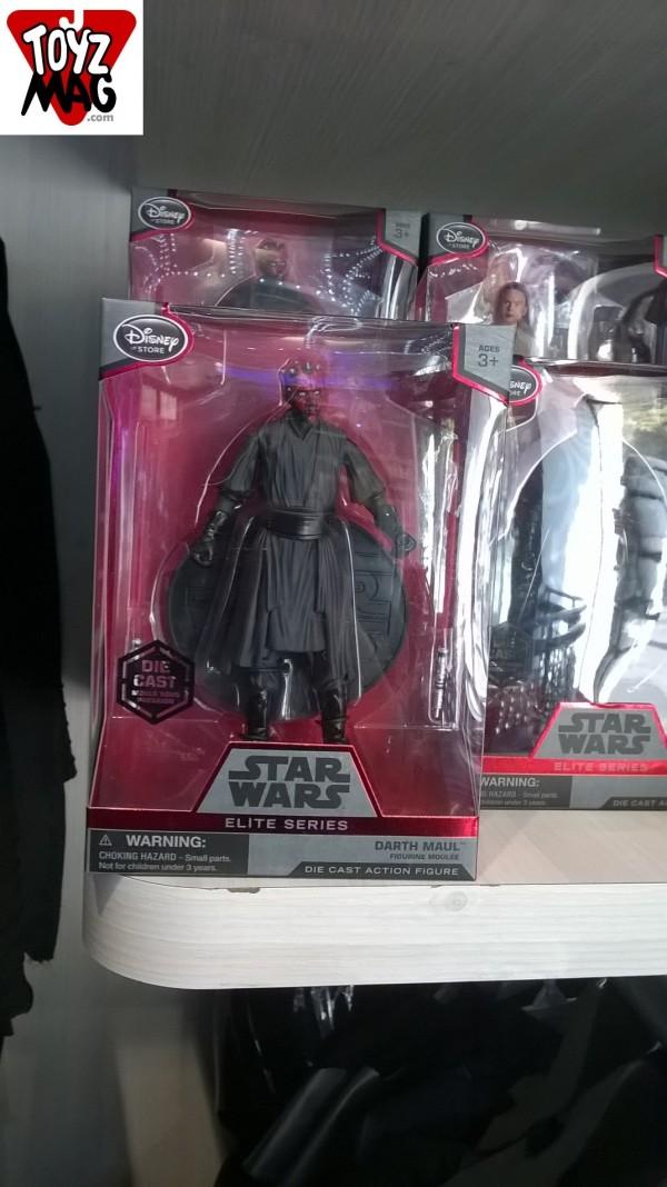 Disney Exclusive Star Wars Elite Series Die-Cast Darth Maul Figure