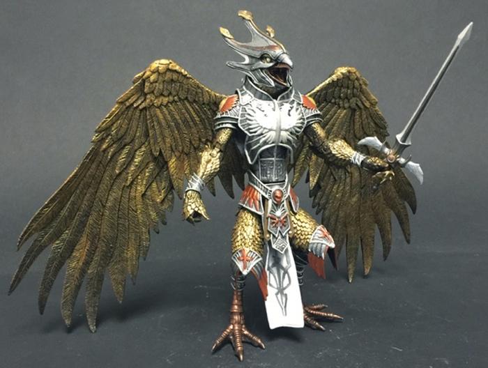 Four Horsemen Studios Mythic Legions Ravens Wave 2 Coming Soon (Update)