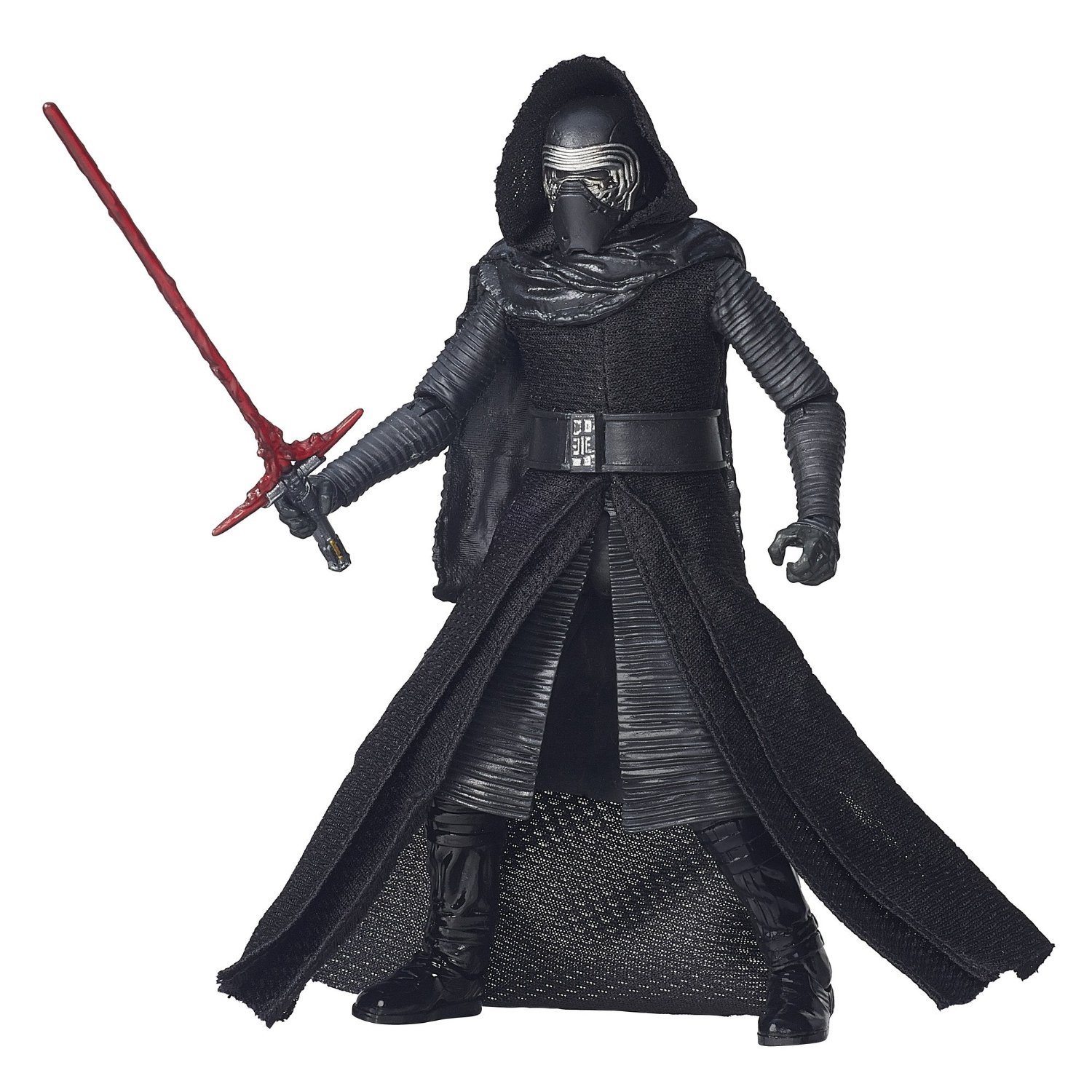 Hasbro Star Wars The Black Series 6″ Kylo Ren In Stock At Amazon For $17.97