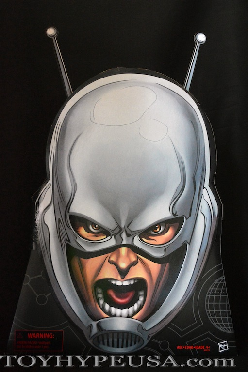 SDCC 2015 Exclusive Hasbro Ant-Man Box Set Review