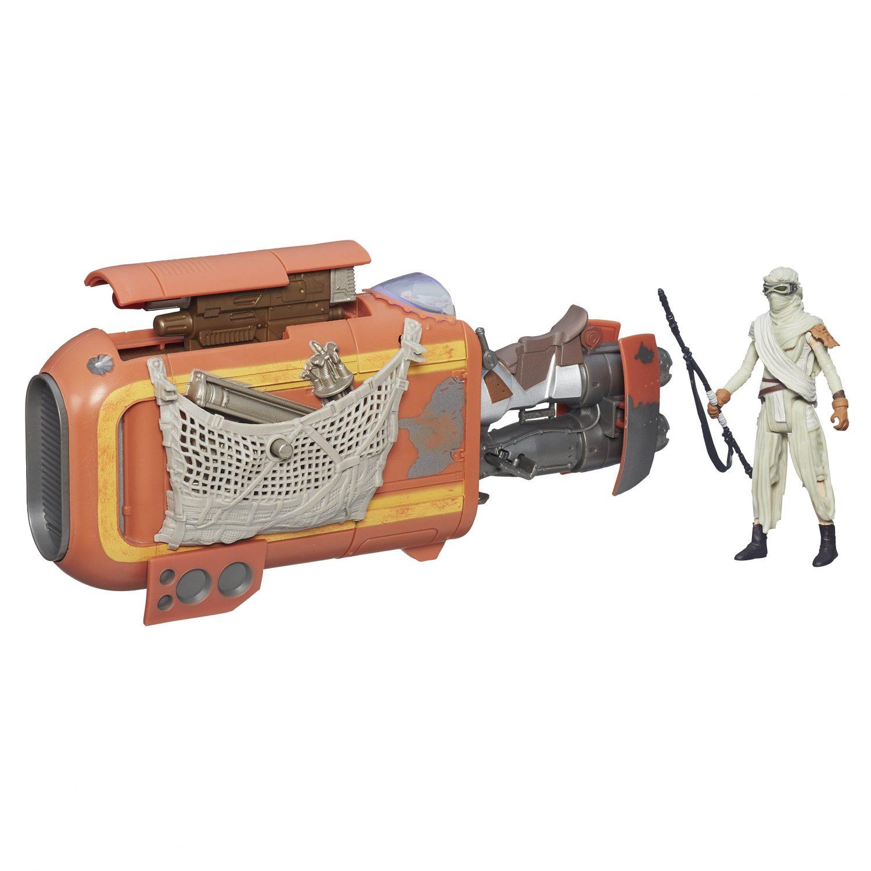 Hasbro Star Wars: The Force Awakens Rey's Speeder Bike $11.83 At Amazon