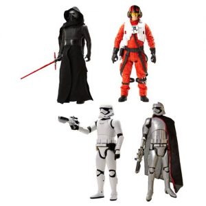 Star Wars Episode VII 20-Inch Wave 1 Action Figure Case
