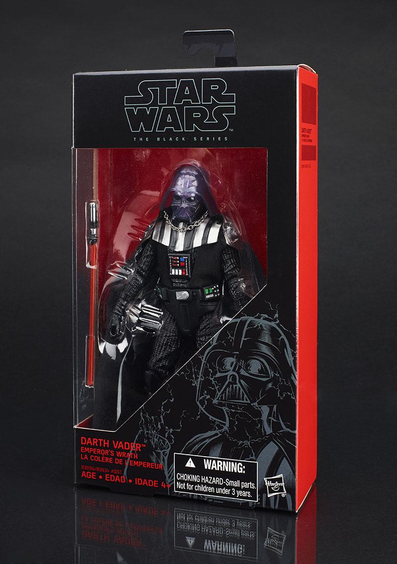 Walgreens Exclusive Star Wars The Black Series 6″ Darth Vader Action Figure