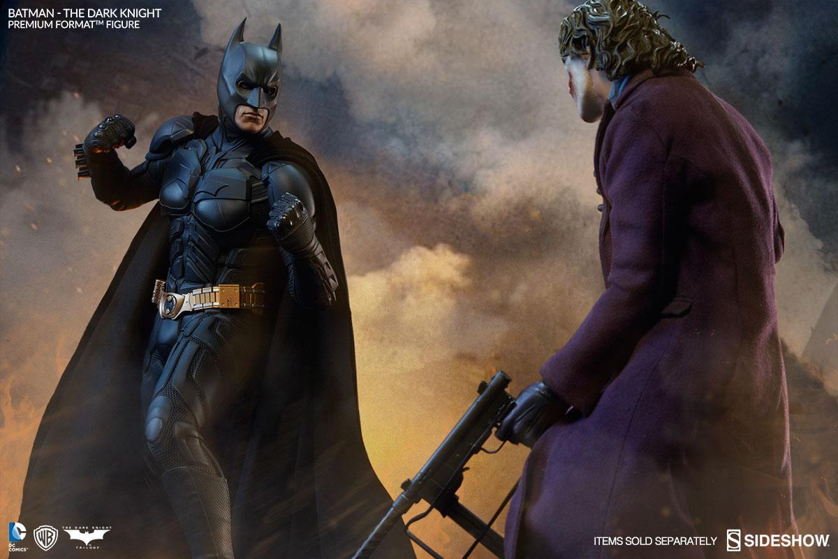 Sideshow Batman 'The Dark Knight' Premium Format Figure Pre-Orders