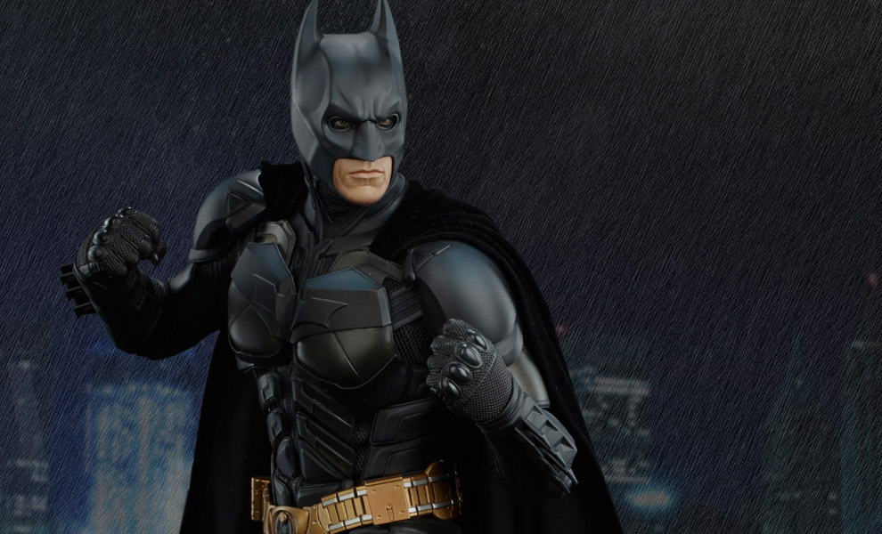 Sideshow Batman 'The Dark Knight' Premium Format Figure Details & Images