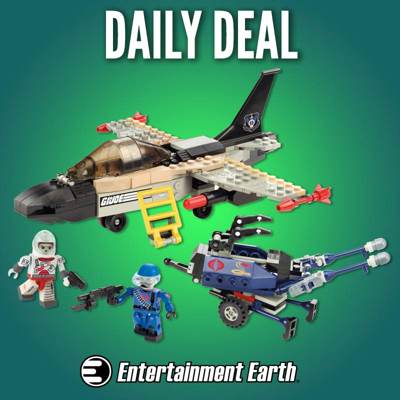 Hasbro Kre-O Construction Sets 65% Off Today At Entertainment Earth