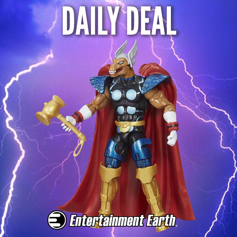 Hasbro Marvel Infinite Series 3.75″ Sale Today At Entertainment Earth