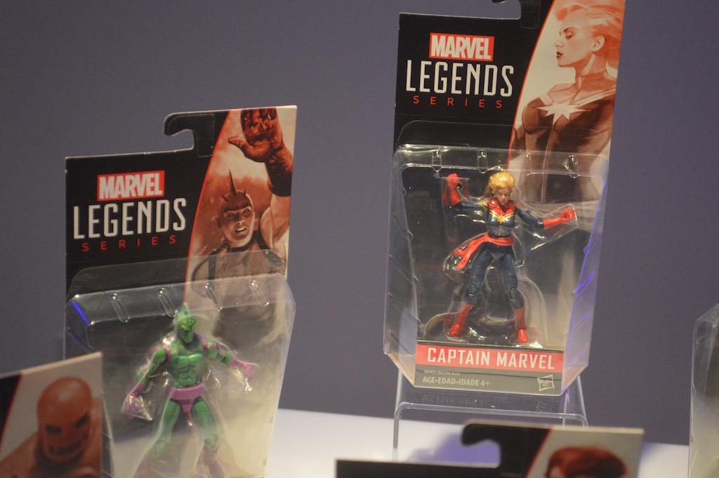NYCC 2015 – Hasbro Marvel 3.75″ Figure Coverage