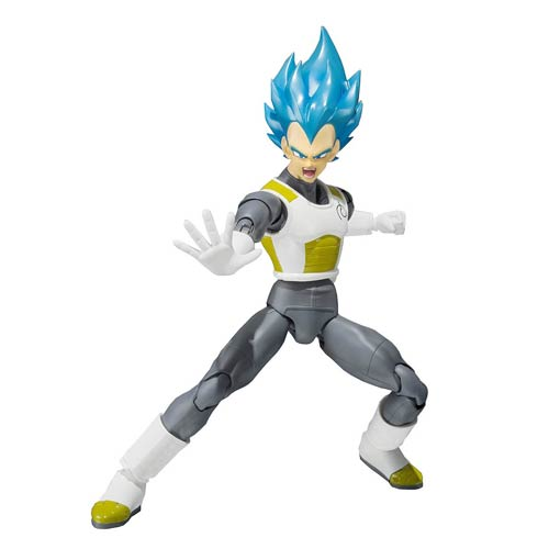 Dragon Ball Z: Resurrection F Vegeta Super Saiyan God Super Saiyan SH Figuarts Action Figure