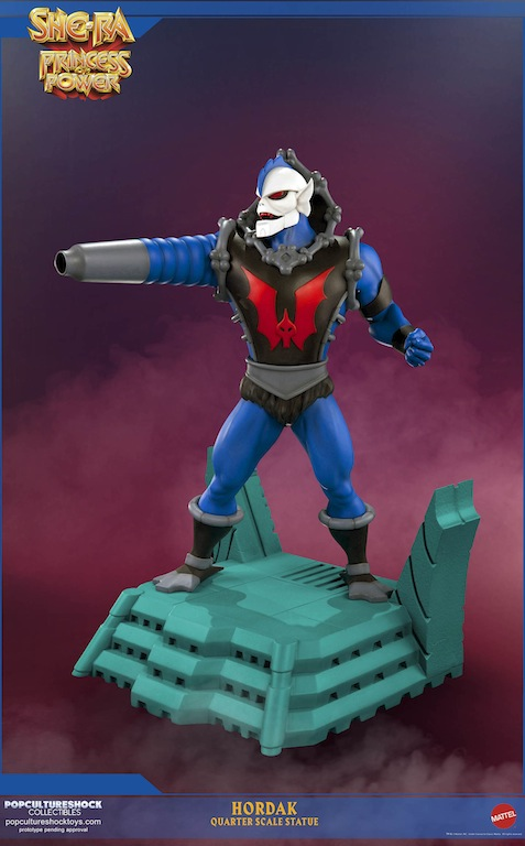 Pop Culture Shock Masters Of The Universe Hordak Pre-Order Launches October 26th