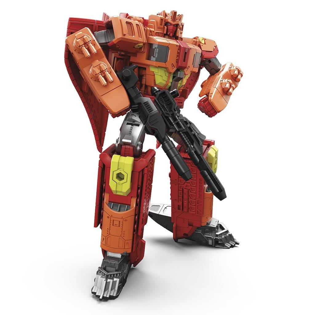 Hasbro Transformers Titans Return Sentinel Prime Official Press Images