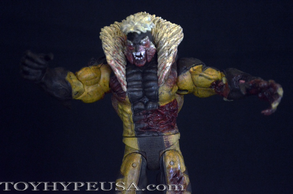 Marvel Select Zombie Sabretooth Review