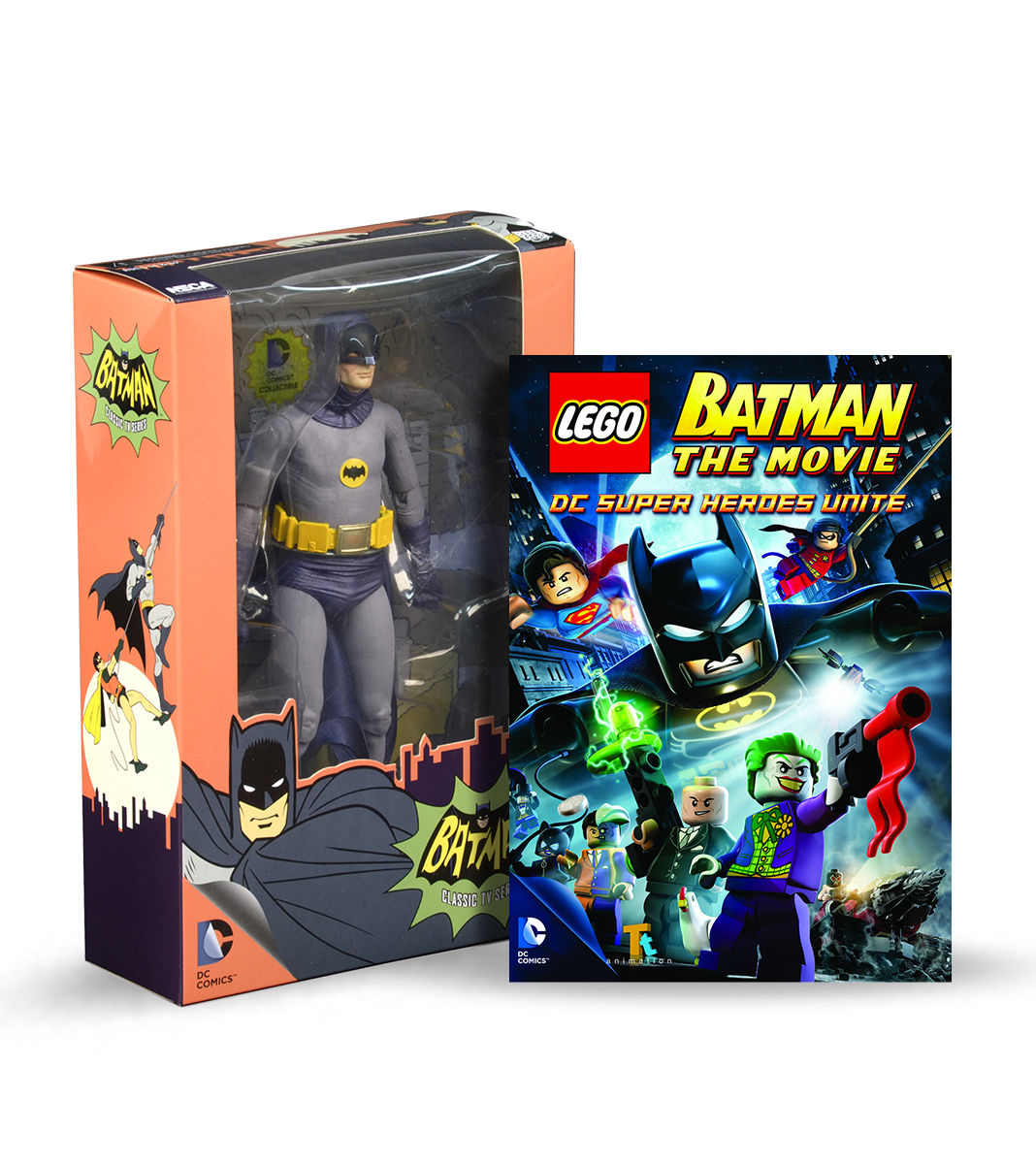 NECA And The WB Team Up To Bring New 7″ Scale DC Movie Figures