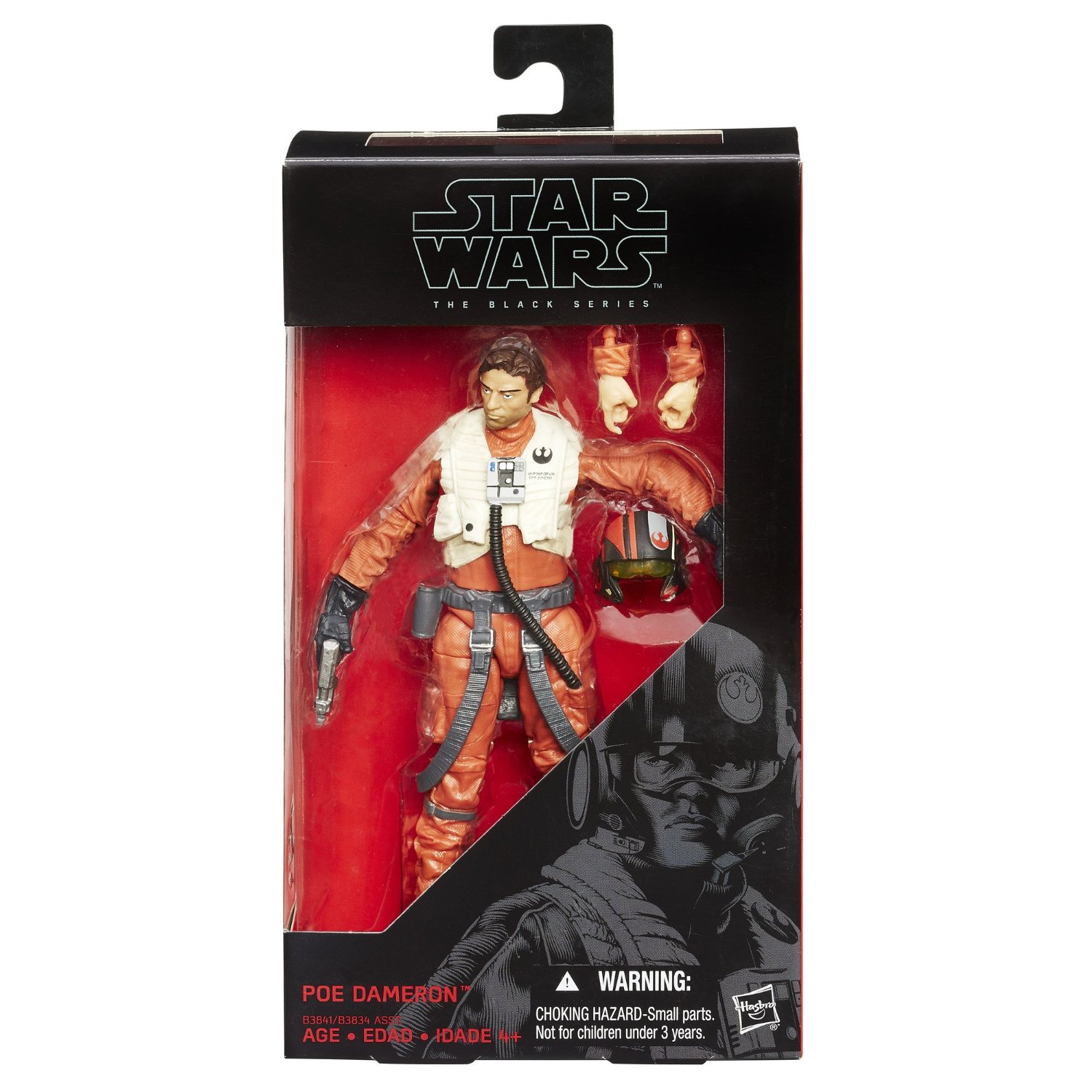 The Force Awakens Black Series 6″ Wave 2 Figure In Stock At Amazon